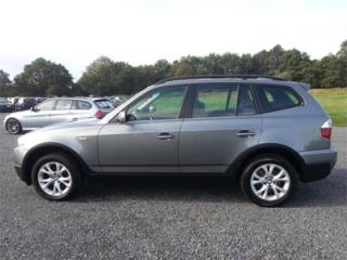 BMW X3 3.0d NAVI