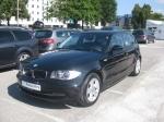 BMW 120d DPF Navi