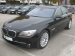 BMW 750i Navi